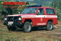 Veículo de Comando Táctico 1