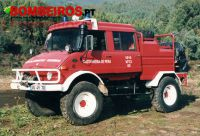 Veículo Florestal de Combate a Incêndios 5